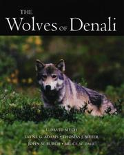 Cover of: The wolves of Denali