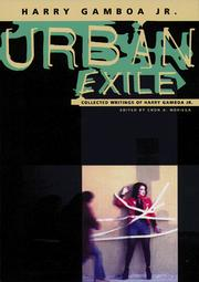 Cover of: Urban exile | Harry Gamboa