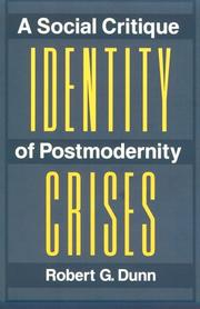 Cover of: Identity crises