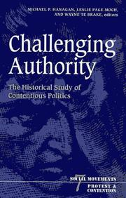 Cover of: Challenging authority