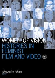 Cover of: Women of vision |