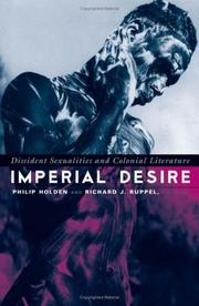Cover of: Imperial Desire |