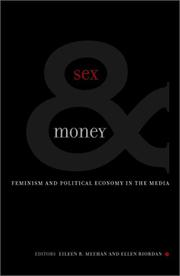 Cover of: Sex & Money |