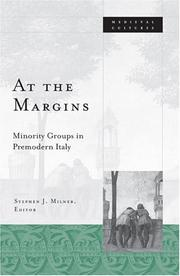 Cover of: At the margins |