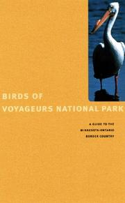 Birds of Voyageurs National Park