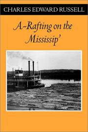 Cover of: A-rafting on the Mississip'