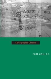Cover of: Cartographic Cinema | Tom Conley