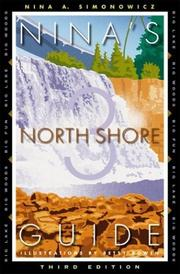 Cover of: Nina's North Shore guide