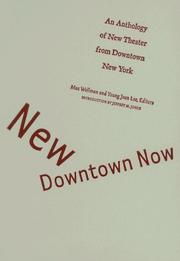 Cover of: New Downtown Now | Mac Wellman