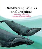 Cover of: Discovering Whales & Dolphins