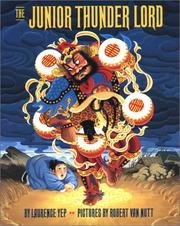 Cover of: The junior thunder lord
