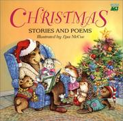 Cover of: Christmas stories and poems | Lisa McCue