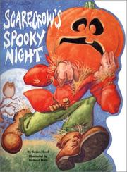 Cover of: Scarecrow's spooky night