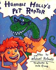 Cover of: Horrible Holly's pet raptor