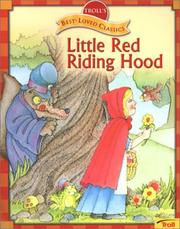 Cover of: Little Red Riding Hood: Classic Fairy Tales