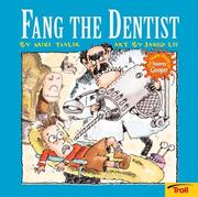 Cover of: Fang the Dentist (Wacky World of Snarvey Gooper)