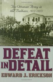 Cover of: Defeat in Detail | Edward J. Erickson