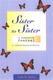 Cover of: Sister to Sister