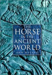 Cover of: The Horse in the Ancient World