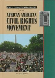 Cover of: Causes and consequences of the African-American civil rights movement