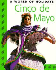 Cover of: Cinco De Mayo | Sarah Vazquez