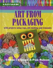 Cover of: Art from packaging