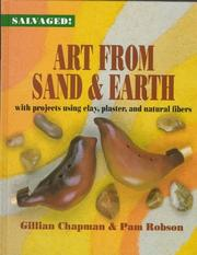 Cover of: Art from sand and earth