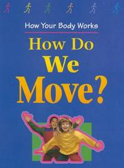 Cover of: How do we move?
