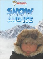 Cover of: Snow and ice