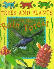 Cover of: Trees and plants in the rain forest