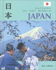 Cover of: Japan (Nations of the World) |
