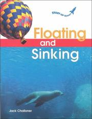Cover of: Floating and Sinking (Start-Up Science)