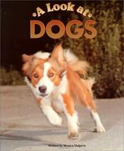Cover of: A Look at Dogs (Animals)
