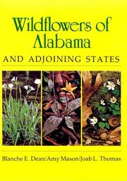 Wildflowers of Alabama and Adjoining States