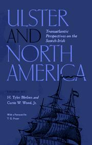 Cover of: Ulster and North America |