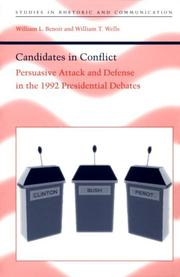 Cover of: Candidates in conflict