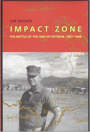 Cover of: Impact zone | Brown, Jim