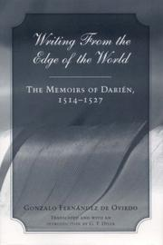 Cover of: Writing from the Edge of the World