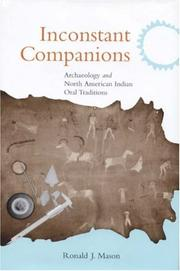 Cover of: Inconstant Companions