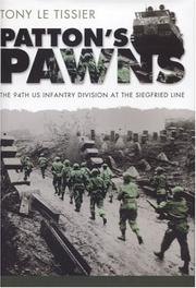 Cover of: Patton's pawns