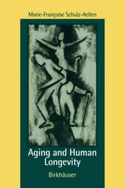 Cover of: Aging and human longevity