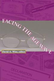 Cover of: Facing the age wave |