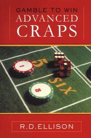 Cover of: Gamble To Win Advanced Craps
