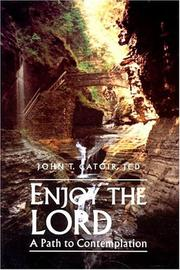 Cover of: Enjoy the Lord