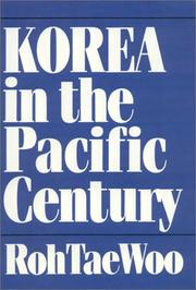 Cover of: Korea in the Pacific century