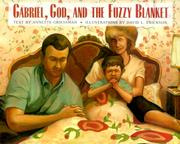 Cover of: Gabriel, God, and the fuzzy blanket