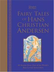Cover of: Fairy Tales of Hans Christian Andersen | Hans Christian Andersen