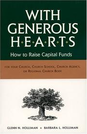 With generous hearts by Glenn N. Holliman