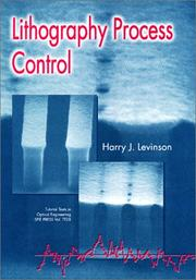 Cover of: Lithography process control