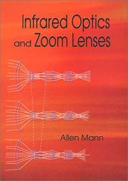Cover of: Infrared optics and zoom lenses